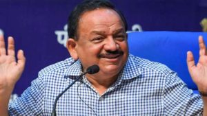 Dr Harsh Vardhan to take charge as chairman of WHO Executive Board_50.1