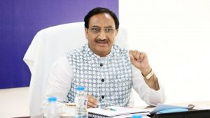 """HRD Minister launches IGNOU's """"Online Master's Programme in Hindi""""_50.1"""