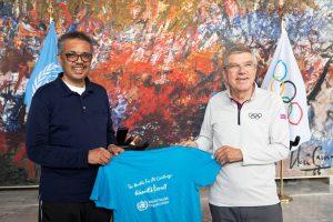 WHO & IOC team up to improve health through sport_50.1
