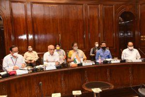 FM Nirmala Sitharaman chairs 22nd Meeting of FSDC_50.1