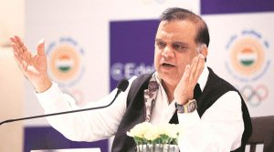 IOC appoints Narinder Batra as member of Olympic Channel Commission_50.1