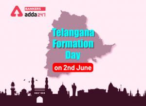 Telangana Formation Day: 2nd June_50.1