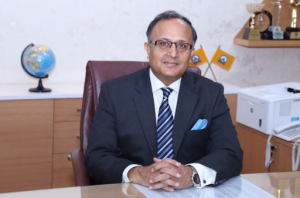 V N Datt becomes new CMD of National Fertilizers Limited_50.1
