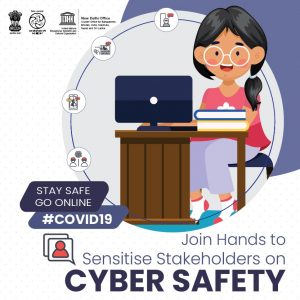 """Information booklet """"Safe online learning in the times of COVID-19"""" launched_50.1"""