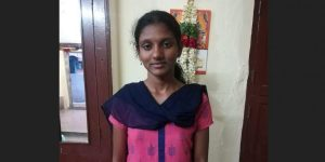M Nethra appoints as 'Goodwill Ambassador for the Poor' by UNADAP_50.1