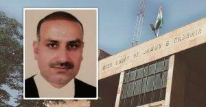 Lawyer Javed Iqbal Wani appointed J&K High Court Judge_50.1