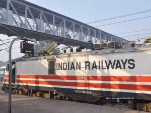 Indian Railways commissions 1st high rise Over Head Equipment_50.1