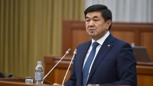 PM of Kyrgyzstan Mukhammedkalyi Abylgaziev resigns from post_50.1