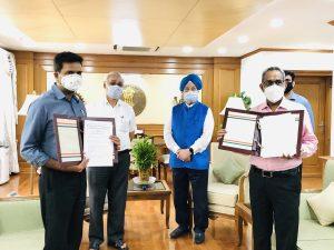 MoHUA & SIDBI signs MoU for PM SVANidhi scheme_50.1