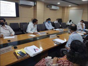 "Union Minister launches R&D Portal ""SATYABHAMA""_50.1"