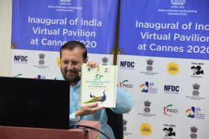 "Virtual India Pavilion at ""Cannes Film Market 2020"" inaugurated_50.1"