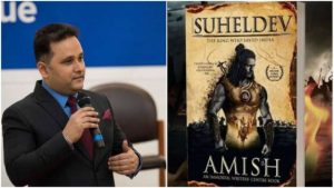 Amish Tripathi launches new book 'Legend of Suheldev'_50.1