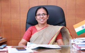 UN honours Kerala Health Minister K.K Shailaja_50.1