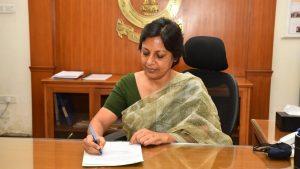 IAS Vini Mahajan becomes 1st woman chief secretary of Punjab_50.1