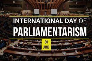 International Day of Parliamentarism: 30 June