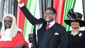 Lazarus Chakwera wins President election in Malawi's_50.1