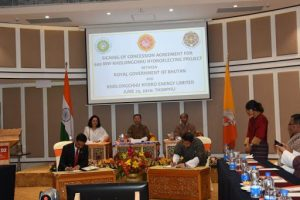 India signs agreement with Bhutan for 600 MW hydroelectric project_50.1