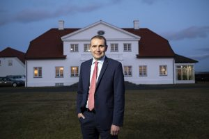 Gudni Th. Johannesson re-elected as President of Iceland_50.1