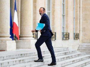 French Prime Minister Edouard Philippe resigns_50.1