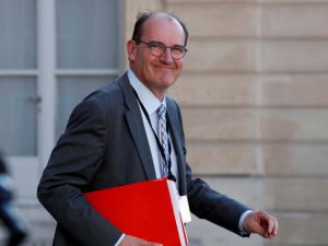 Jean Castex appointed as Prime Minister of France_50.1
