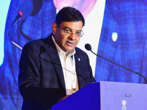 Former RBI governor U. Patel pens book 'Overdraft: Saving the Indian Saver'_50.1