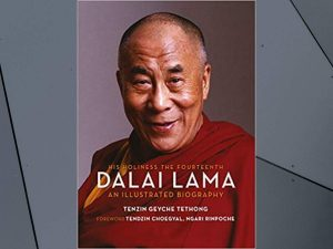 A book on Dalai Lama's biography to release in 2020_50.1