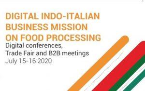 Digital Indo-Italian Business Mission on Food Processing_50.1