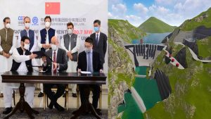 """Pakistan, China sign agreement for """"Azad Pattan Hydel Power Project""""_50.1"""