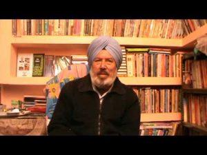 "A book titled ""Suraj Kade Marda Nahi"" authored by Baldev Singh Sadaknama_50.1"