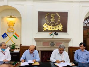 CBIC has signed MoU with CBDT for data exchange_50.1