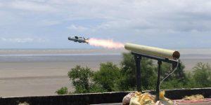 "India successfully tests fires ATGM ""Dhruvastra""_50.1"