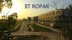 Punjab Govt tie-up with IIT-Ropar for skill development_50.1