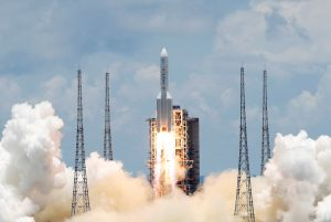 China launches its 1st independent mission to Mars_50.1