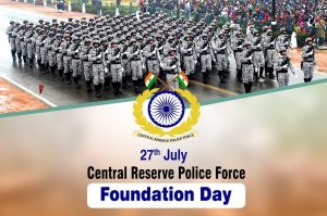 82nd Raising Day of Central Reserve Police Force_50.1