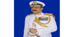 Vice Admiral MA Hampiholi assumes Charge as commandant of INA_50.1