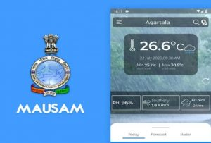 """Dr Harsh Vardhan launched """"Mausam"""" app for weather forecasts_50.1"""