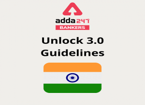 Ministry of Home Affairs releases Unlock-3 guidelines_50.1