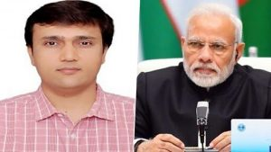 Hardik Satishchandra Shah becomes new Private Secretary to PM Modi_50.1