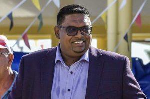 Mohamed Irfaan Ali named as President of Guyana_50.1
