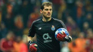 Former Spain goalkeeper Iker Casillas retires from football_50.1