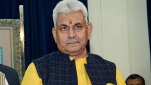 Manoj Sinha appointed as new LG of Jammu and Kashmir_50.1