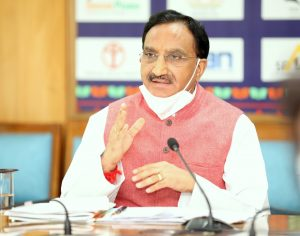 Webinar on 'AtmaNirbhar Madhya Pradesh: Health and Education'_50.1