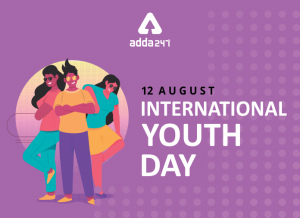 International Youth Day: 12th August_50.1