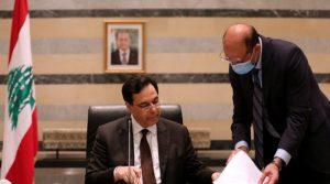Lebanon′s Govt resigns over deadly Beirut port blast_50.1