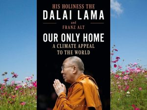 """A book titled """"Our Only Home: A Climate Appeal to the World"""" by Dalai Lama_50.1"""