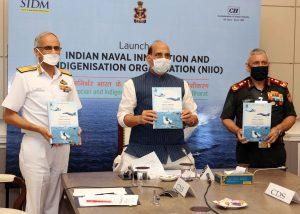 Raksha Mantri launches Naval Innovation and Indigenisation Organisation_50.1