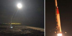 "Israel successfully tested ""Arrow-2"" Ballistic Missile Interceptor_50.1"