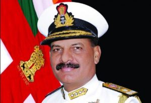 Vice Admiral Dinesh K Tripathi assumes charge as DGNO_50.1