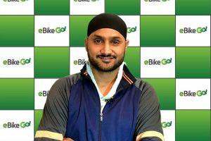 Harbhajan Singh becomes new Brand Ambassador of eBikeGO_50.1