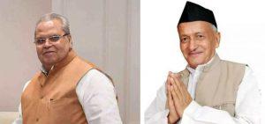 Satya Pal Malik appointed as Governor of Meghalaya_50.1
